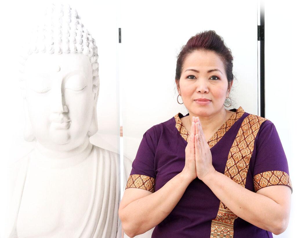 Ming - Thuptong Strauch-Thai Massage Chemnitz
